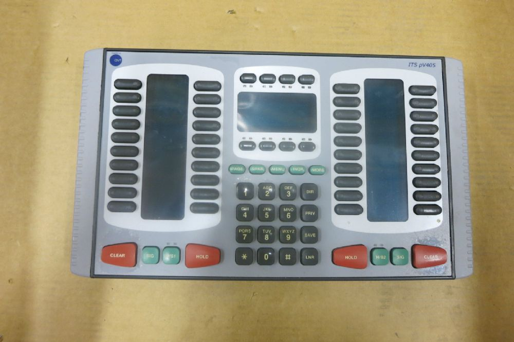 ITS BT Syntegra PV405 User Station Turret Modular Soft Key Dealer Phone Stand